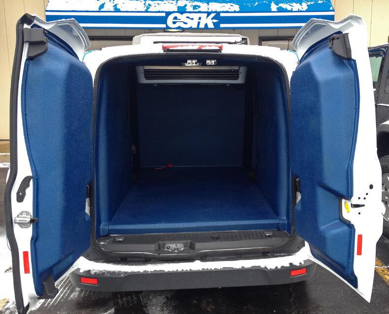Kool Ride Transit Vans Your Temporary Refrigeration Solution