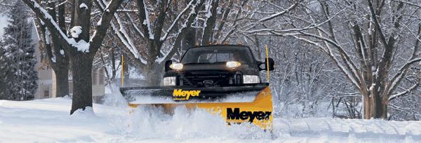 Meyer Snow Plow Kansas City Oklahoma City Snow Removal