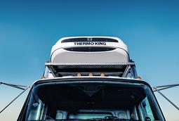 Thermo King T-80 Refrigeration Unit for Straight Trucks Transport Refrigeration