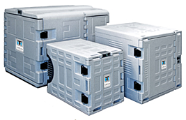 ColdCube ,Mobile Refigeration, Critical Refrigeration